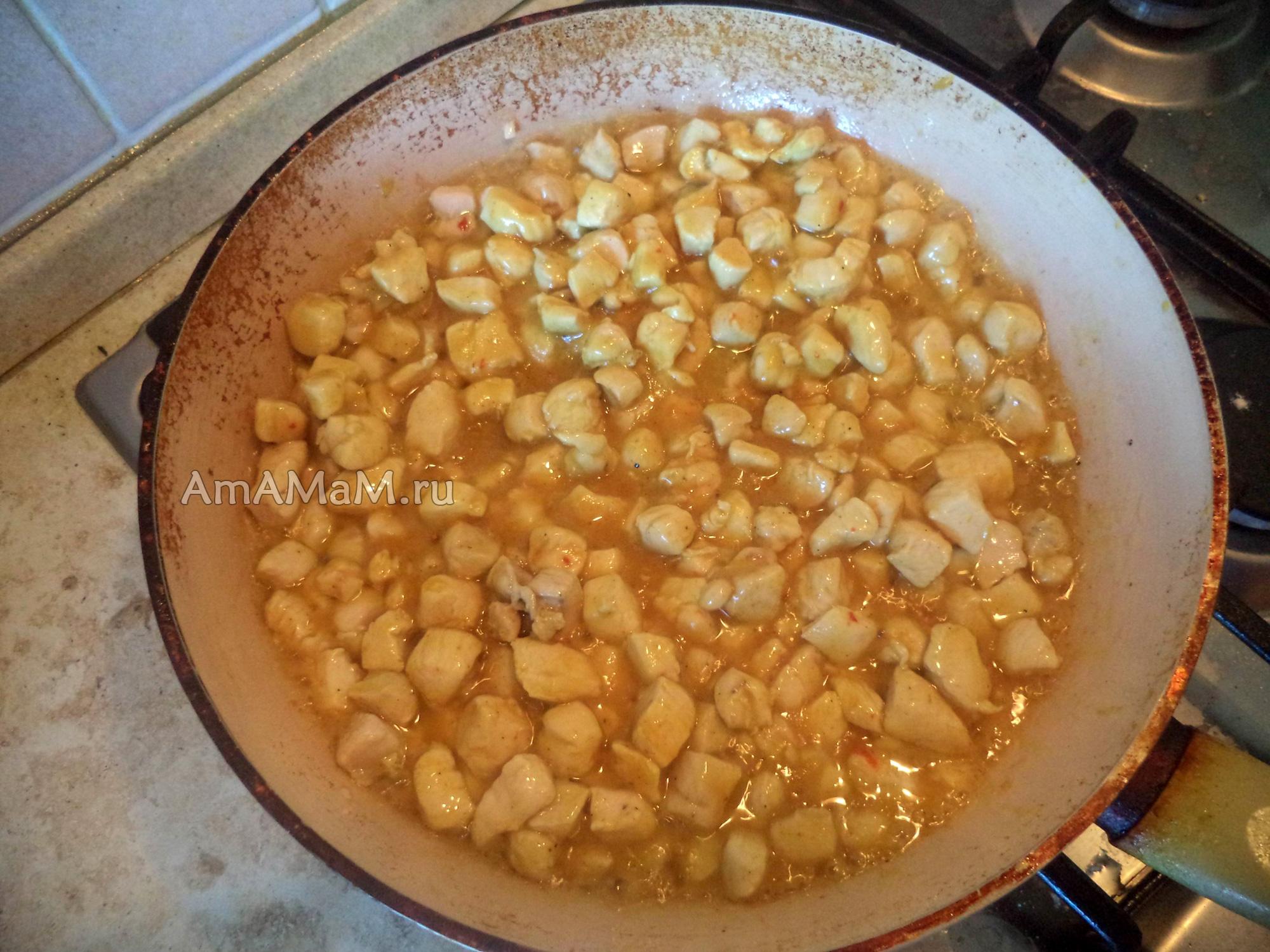 рецепт салата грибы с помидорами и