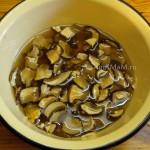 Сколько надо замачивать сушеные грибы