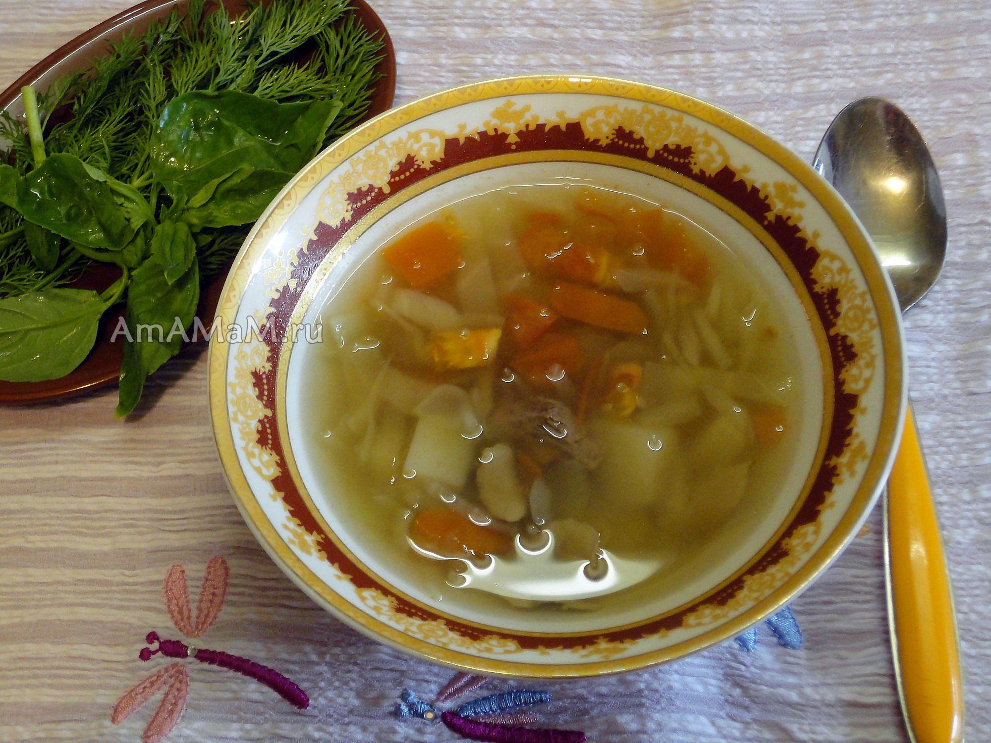 простой рецепт супа из квашеной капусты