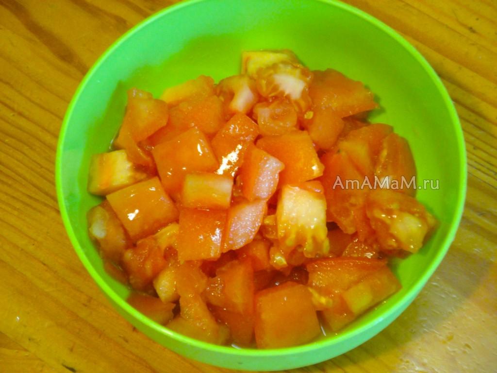 Щи с помидорами рецепт с фото