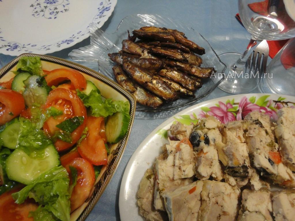 Рецепты блюд из мойвы - шпроты по-домашнему