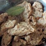 Как варить соевое мясо и что из него готовить - рецепты