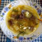 Рецепт и способ приготовления супа из зеленого горошка и говядины