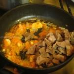 Приготовление мясных супов с зеленым горошком