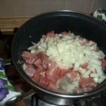Рецепт рагу из свинины и сельдерея