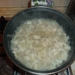 Тушение свинины с овощами (сельдерей) - греческий рецепт