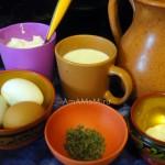 Ингредиенты домашнего сыра