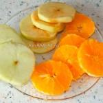 Как спасти яблоки от потемнения - рецепт