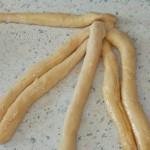 МК - плетение хлеба Хала