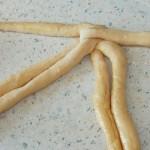 Как правильно плести хлебные косы из 6 кос - фото и пошаговый рецепт