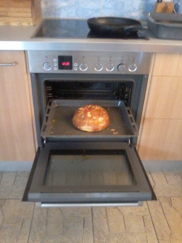 Фото печеного хлеба