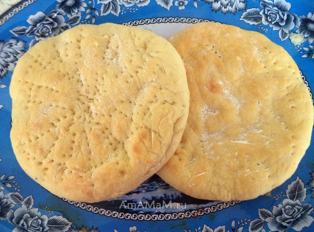 Узбекские лепешки в домашних условиях: рецепты приготовления 31