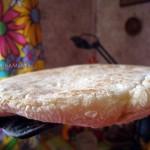 Хлеб домашний - простой рецепт лепешек