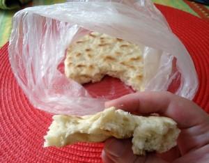 Приготовление домашнего хлеба (лепешек) - рецепт с фото