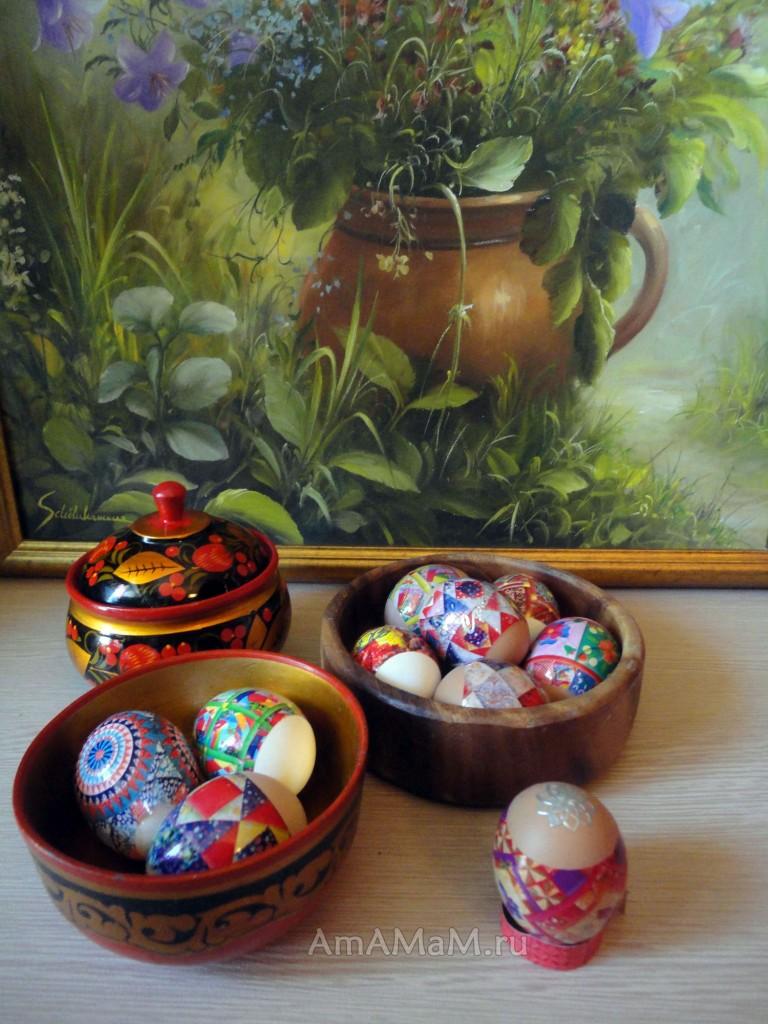 Рецепты пасхальныъ куличей и варианты украшения яиц