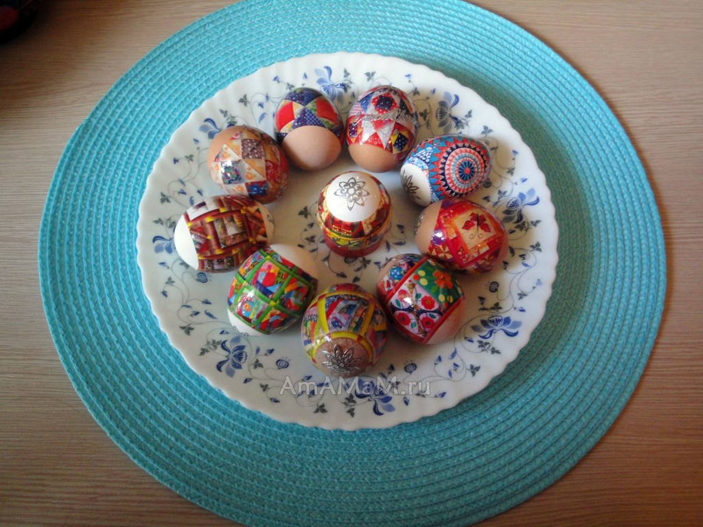 Как выглядят яйца в термоэтикетках