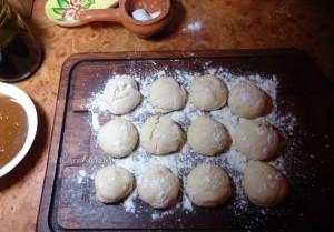Приготовление пирожков в домашних условиях