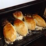 Пирожки своими руками - рецепт