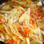 Закуски из капусты - рецепт пирожков-сигар