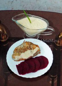 Что приготовить из стейков трески - рецепт