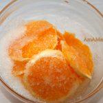 Апельсины в сахаре - фото