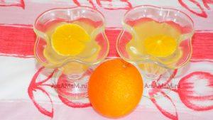 Апельсиновое желе - рецепт приготовления из апельсинов своими руками в домашних условиях