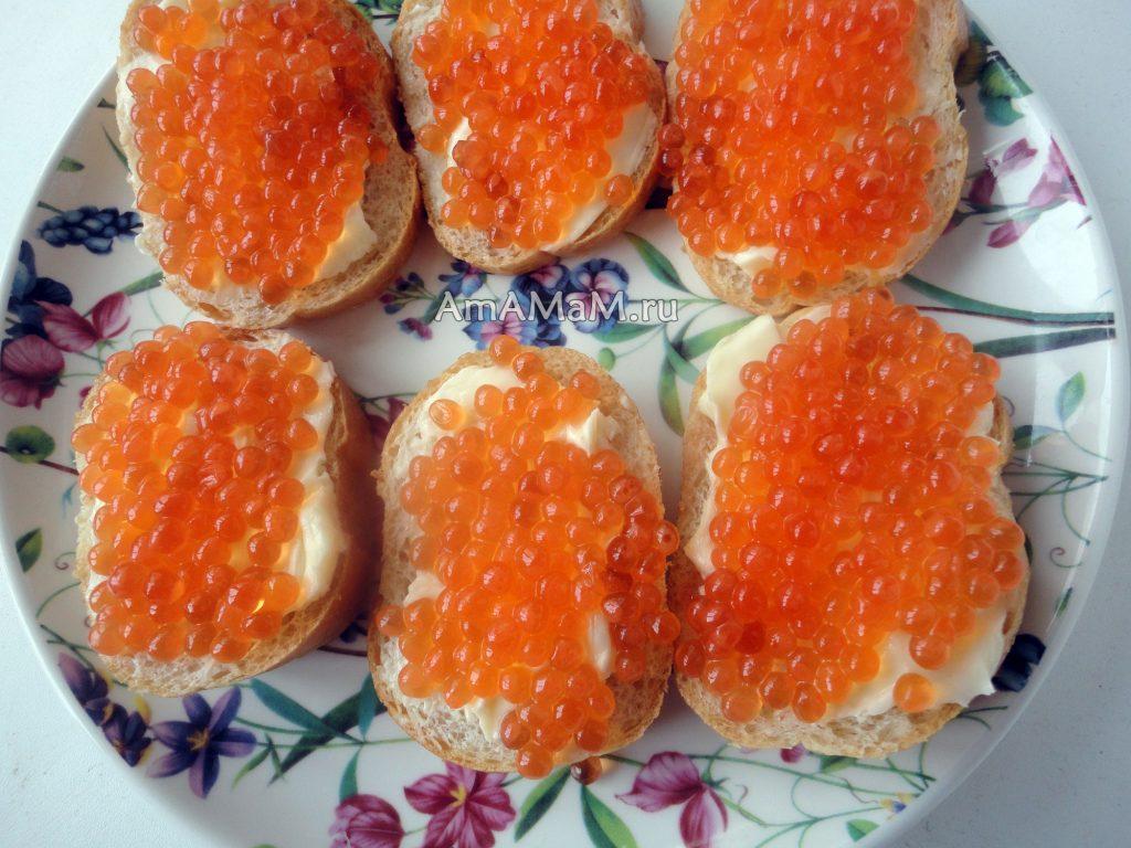 Домашняя красная икра - рецепт засолки