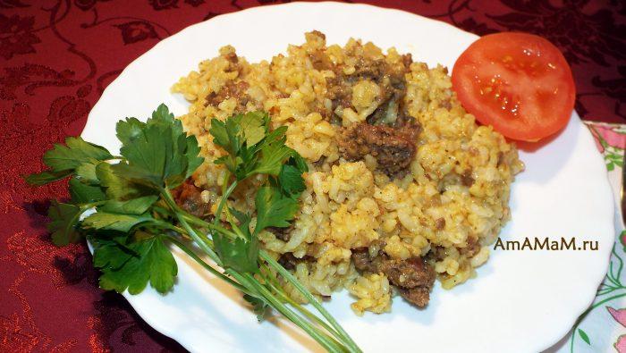Блюда фарша баранины рецепты фото