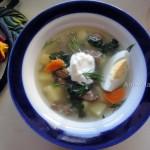 Рецепты супов из сорняков и первой зелени - с фото