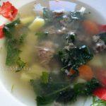 рецепт супа с крапивой - зеленые щи