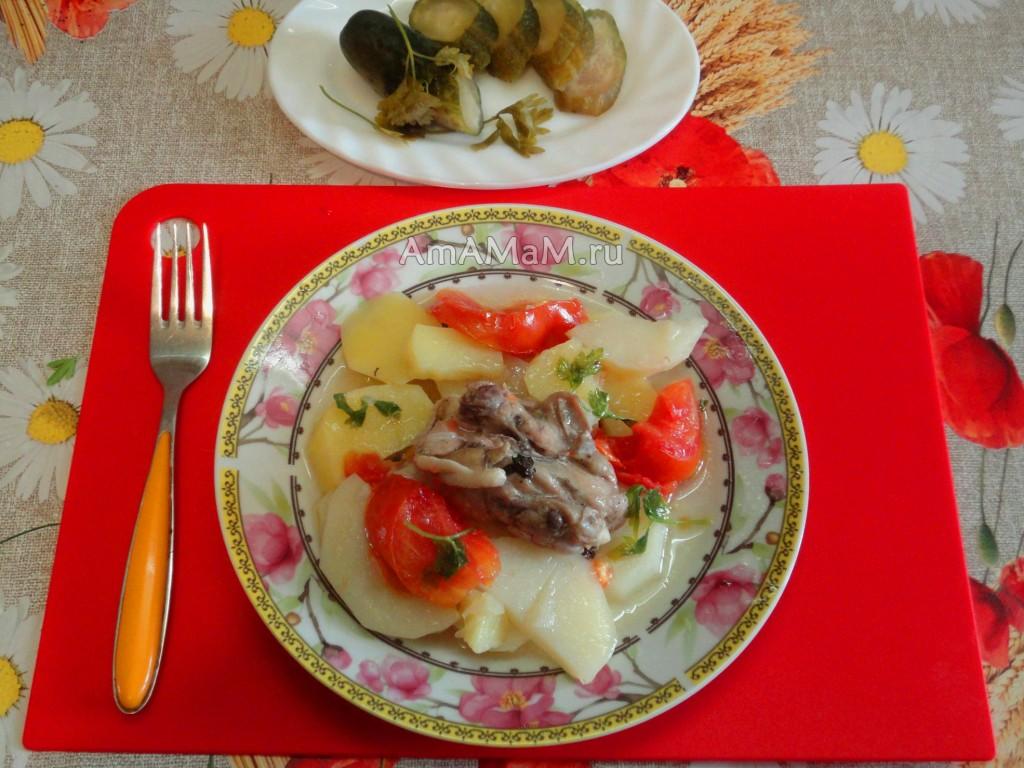 Готовим вкусные бедрышки - рецепты