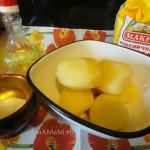 Готовим картофельные пирожки - грибная начинка