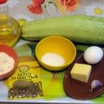 Состав и рецепт кабачковых оладий с сыром