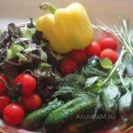 Салат микс – рецепты