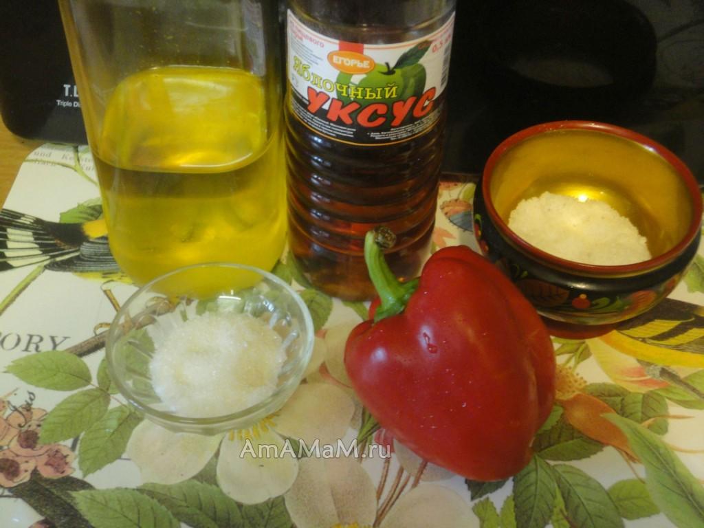 Из чего приготовить соус для салата из овощей и листового салата