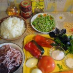 Ингредиенты Славянской трапезы