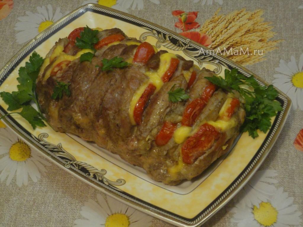 Что сделать с куском свинины (шейка, карбонад)