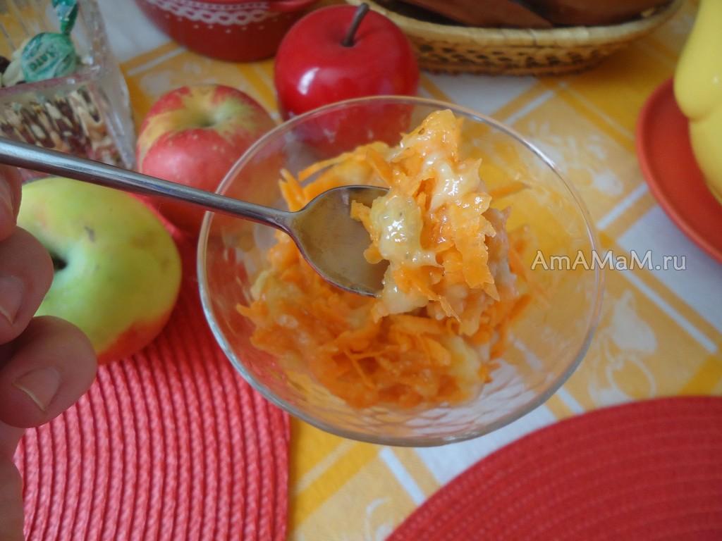 Что приготовить на скорую руку из банана и морковки - рецепт десерта