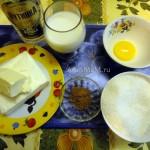 Из чего делают крем для торта Полет