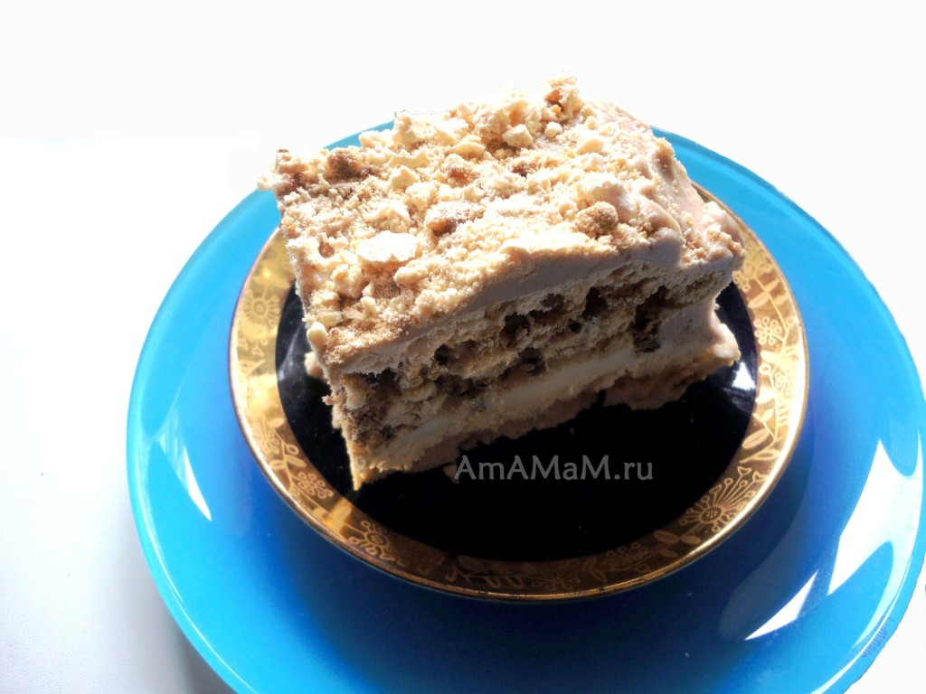 Приготовление торта Полет и рецепт