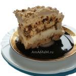 Домашние торты - Полет, рецепт