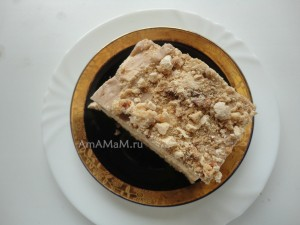 Праздничные торты - рецепты