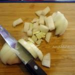 Рецепт домашней лапши с курицей и сельдереем