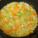 Рецепт овощной заправки для куриной лапши