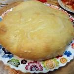 Дрожевой яблочный пирог (закрытый)