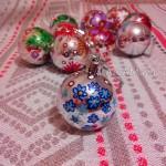 Фото красивых новогодних шаров