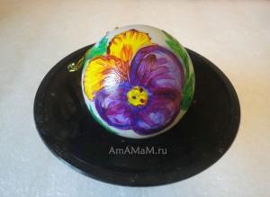 Елочные шары - реставрация