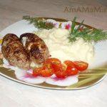 Люля-кебаб по-гречески (в духовке)