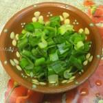 Как выглядит зеленый лук - -фото