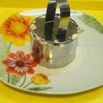 Фото кулинарного кольца к крышечкой для салата